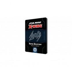 X-Wing 2.0 : Paquet de Dégâts Empire Galactique