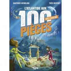 Vivez l'aventure - L'Atlantide aux 1000 pièges