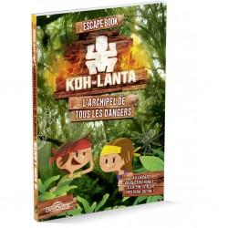 Escape Book Koh-Lanta - L'Archipel de tous les dangers