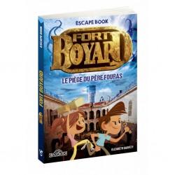 Escape Book Fort Boyard
