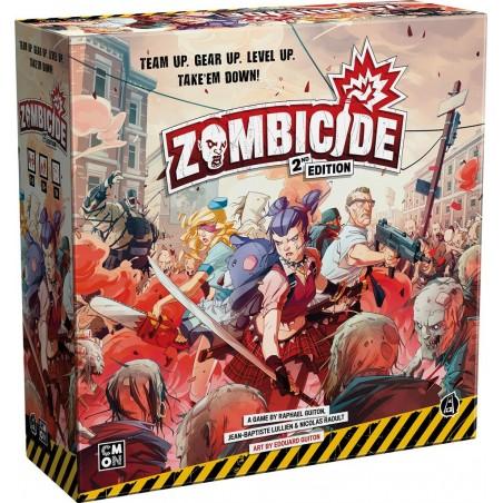 Zombicide, nouvelle édition