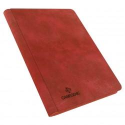Album Zip 18 Pocket Red
