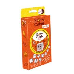 Story Cube Orange Blister Ecologique