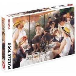 Puzzle 1000 pièces - Déjeuner des canotiers