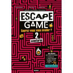 Escape Game - Saurez-vous vous évader ? 2 Aventures