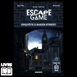 Escape Game Enquête à Baker Street