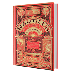 Nautilus - Livre de base - Couverture Hetzel