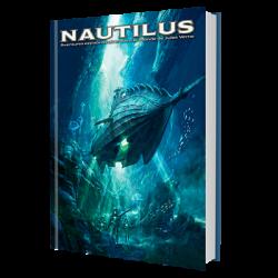 Nautilus - Livre de base - Couverture Graffet