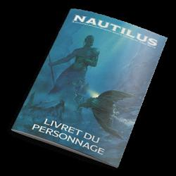 Nautilus - Livret de personnage