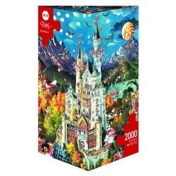 Puzzle - Bavaria Ryba - 2000 pièces