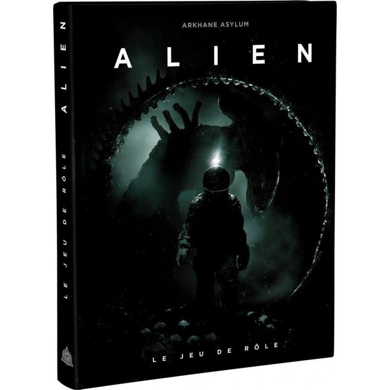 Alien - Le jeu de rôle un jeu Arkhane Asylum Publishing