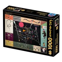 Puzzle 1000 pièces - Kandinsky Le Trou
