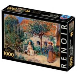 Puzzle 1000 pièces - Renoir In Brittany