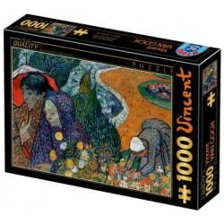 Puzzle 1000 pièces - Van Gogh Mémoire Jardin Etten