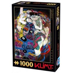 Puzzle 1000 pièces - La Vierge - Klimt