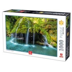 Puzzle 1000 pièces - Cascade Roumanie