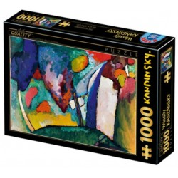 Puzzle 1000 pièces - Kandinsky - Cascade