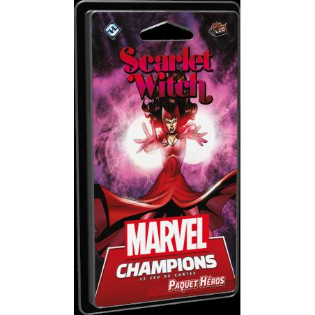 Marvel JCE, scarlet witch