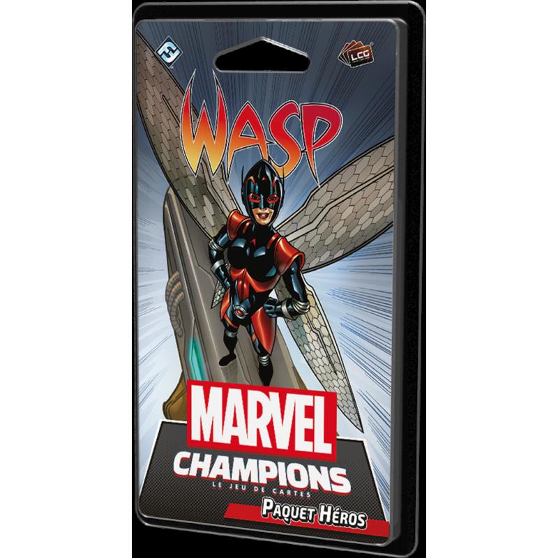 Marvel Jce - the wasp