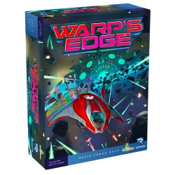 Warp's Edge - Série Héros Solo