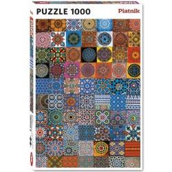 Puzzle 1000 pièces - Magnets