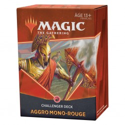 Magic - Challenger Deck - Aggro Mono Rouge