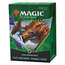 Magic - Challenger Deck - Piétinement Mono Vert