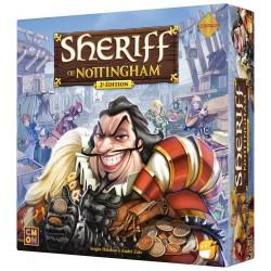 Sheriff of Nottingham un jeu de plateau Funforge