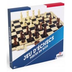 Jeu d'échecs en bois - Ducale