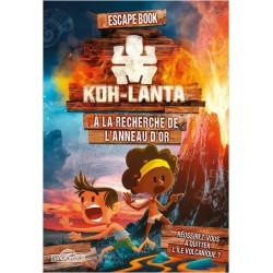 Escape Book - Koh-Lanta A la recherche de l'anneau d'or