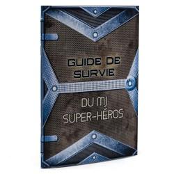 Hexagone Universe - Guide de survie du MJ super-héros