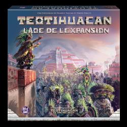 Teotihuacan - Extension L'Age de l'Expansion