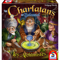 Les Charlatans de Belcastel - Extension Les Alchimistes