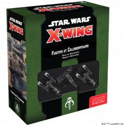 Star Wars X-Wing - Fugitifs et Collaborateurs