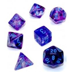 7 Dés Nebula - Nocturnal blue Luminary