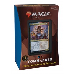 Magic - Commander Deck - Zaffaï, conducteur de foudre