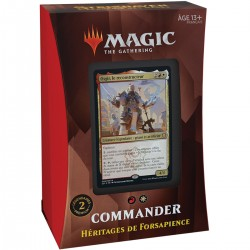 Magic - Commander Deck - Osgir, le reconstructeur