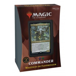 Magic - Commander Deck - Saulebrune, voyante de l'essence