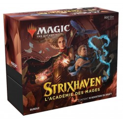 Magic - Bundle Strixhaven - L'académie des Mages