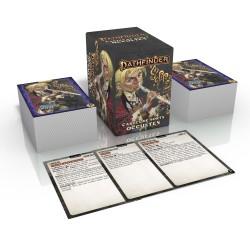 Pathfinder - Cartes de Sorts Occultes