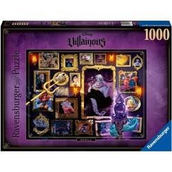 Puzzle 1000 pièces - Villainous Ursula