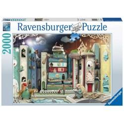 Puzzle 2000 pièces - L'avenue des Romans
