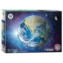 Puzzle 1000 pièces - Notre Planète