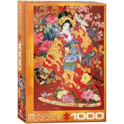 Puzzle 1000 pièces - Agemaki by Haruyo Morita