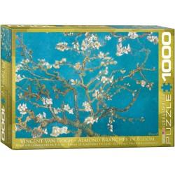 Puzzle 1000 pièces - Van Gogh - Amandier en fleurs