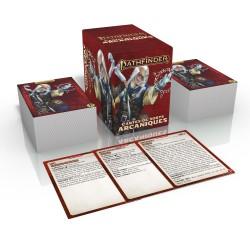 Pathfinder - Cartes de Sorts Arcaniques