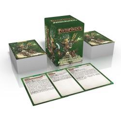 Pathfinder - Cartes de Sorts Primordiaux