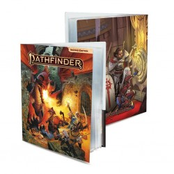Pathfinder - Red Dragon Character Folio