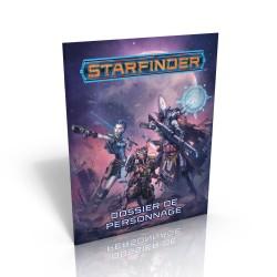 Starfinder - Dossier de Personnages