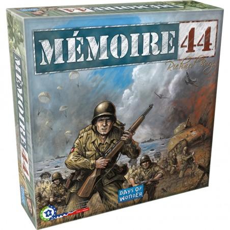 Memoire 44 le jeu de guerrre